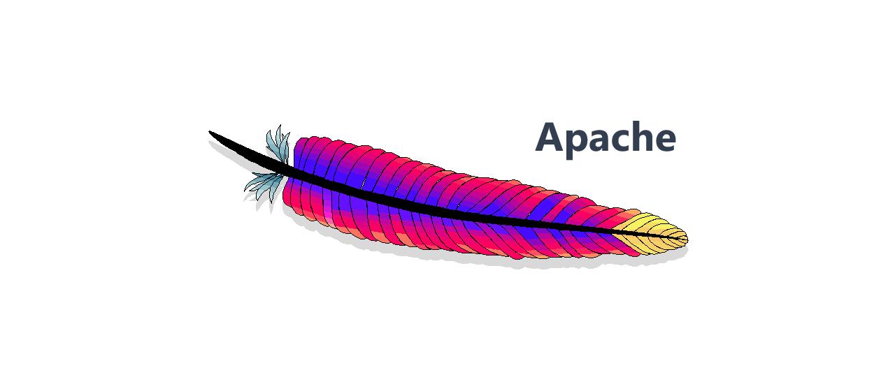 Apache のロゴイメージ