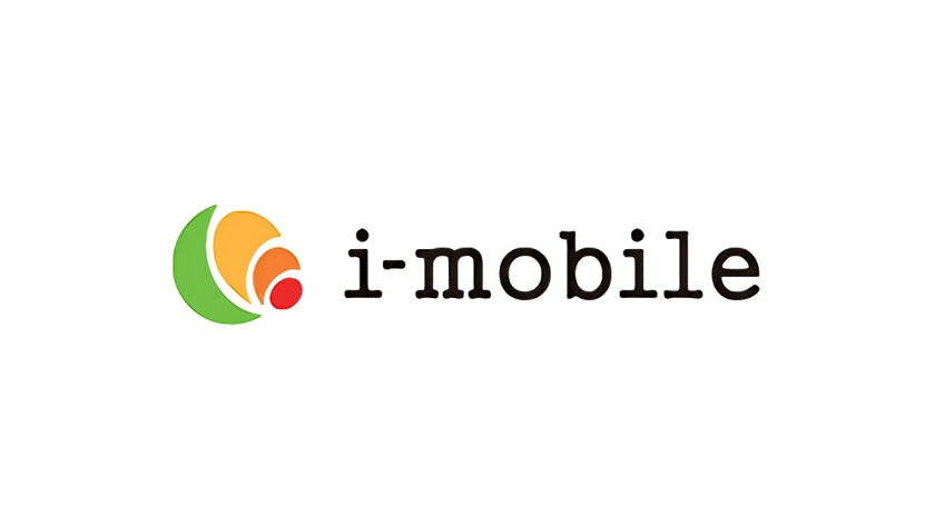 i-mobile のイメージ。