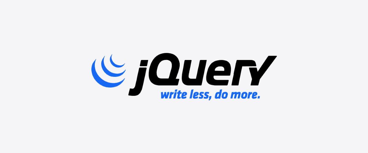 jQuery のロゴ