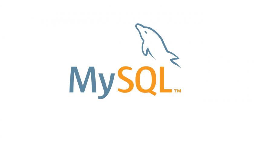 MySQLのロゴイメージ。