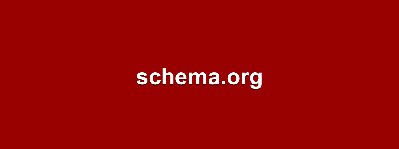 schema.org のイメージ